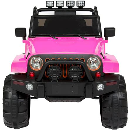 jeep power wheels for girls ride on jeep magic cars truck power wheels style parental
