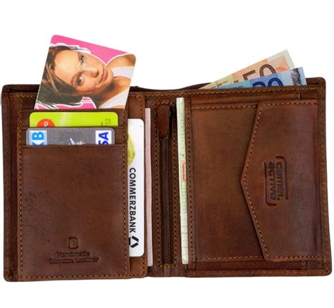 Branded Camel Active Leather Wallet Gca07 Original Germany camel active leather purse brown wallet purse wallet new