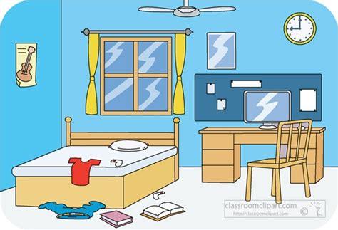clean bedroom clipart kid room clipart clipartsgram com