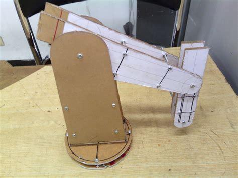 membuat robot hidrolik membuat lengan robot hidrolik sederhana bloserba