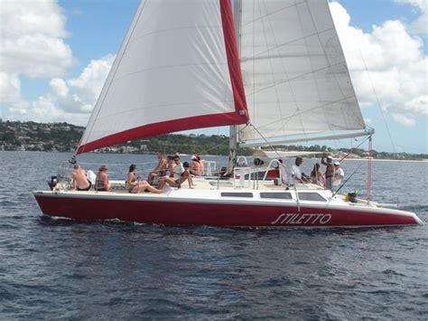 catamaran cruise barbados tripadvisor stiletto catamaran sailing cruises christ church