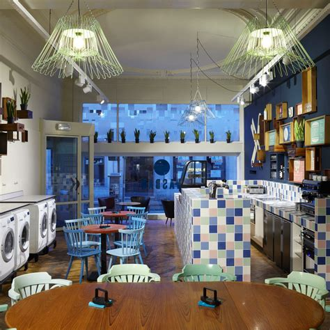 hotel coffee shop design modern laundromat coffeeshop more design awards design