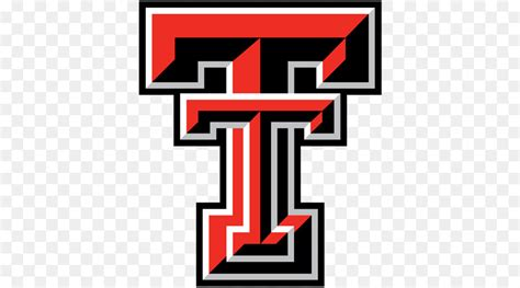football logo png    transparent texas tech university png