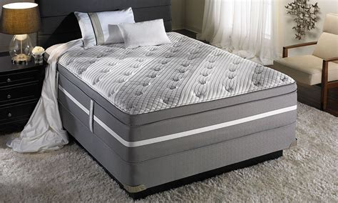 sealy posturepedic grand bed plush pillow top pillow top queen mattress serta perfect sleeper harmon