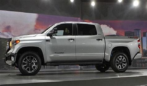 Toyota Tundra 2017 2017 Toyota Tundra Diesel Release Date Engine Interior