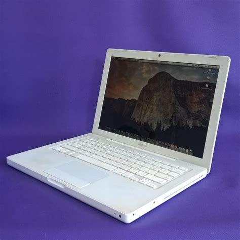 Macbook Pro Di Surabaya jual macbook white 2 duo ram 4 gb murah malang surabaya mir di lapak geraimacbekas