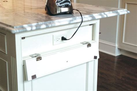 kitchen island electrical outlets power blend creative ways with kitchen island outlets remodeling kitchen detail