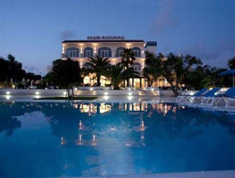 hotel 4 stelle porto cesareo hotel club azzurro 4 stelle a porto cesareo puglia
