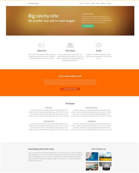 html5 css3 jquery website templates free 25 free responsive html5 css3 website templates