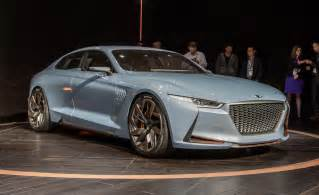 new of car more genesis details two suvs and a coupe coming by 2020