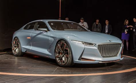 auto genesis coupe more genesis details two suvs and a coupe coming by 2020