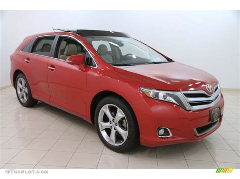 Toyota Venza Colors 2013 Barcelona Metallic Toyota Venza Limited Awd