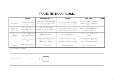 6 Itinerary Template Word Teknoswitch Itinerary Template Word
