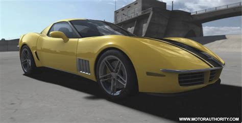 design for c3r chevrolet corvette stingray project updated