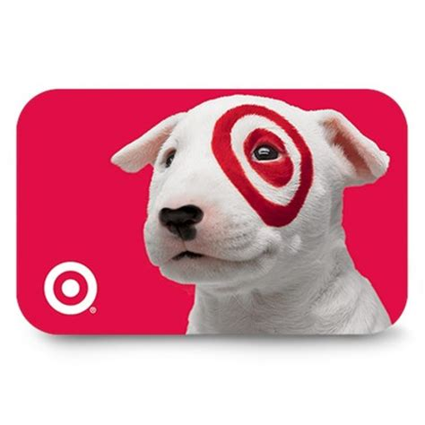 iconic puppy gift card target - What Gift Cards Are Sold At Target