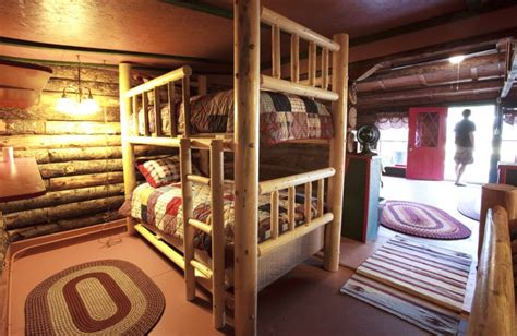 Cabin Bunk Beds by Ekstrom S Stage Station Fishermans Cabins