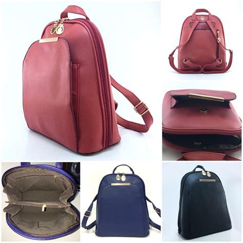 Tas Batam Fashion Ransel Fv 121 jual b10100 tas ransel import wanita grosirimpor
