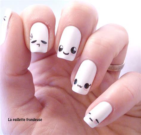 easy nail art by hand sunday nail battle 42 kawaii nails moods
