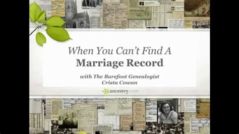 Can You Search Marriage Records Marriage Records On Search Marriage Records Free Marriage Records And