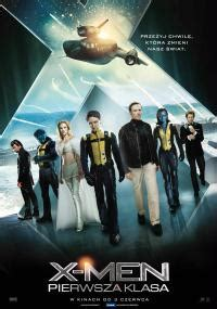 Xman Plakat by Pierwsza Klasa 2011 Filmweb