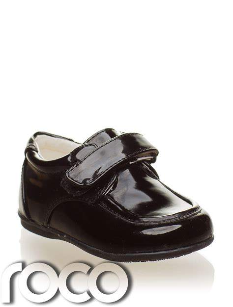 toddler black shoes boys black wedding shoes page boy