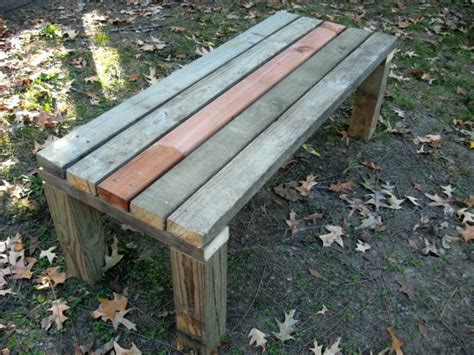 easy garden bench plans 156 best images about deck build on pinterest decking