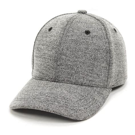 gray outdoor sports cap casual baseball caps for