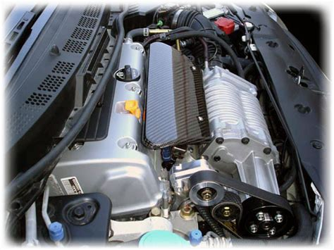 ct engineering supercharger kit   acura rsx