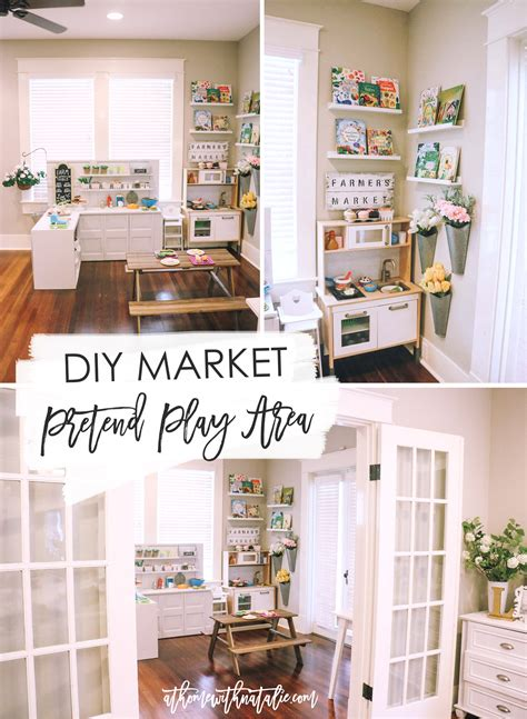 diy play kitchen ideas diy play kitchen pretend play area at home with natalie