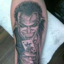 tattoo joker meaning joker tattoos ideas design meaning