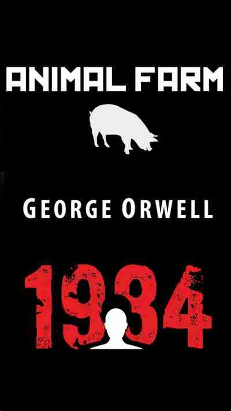 biography of george orwell author of animal farm george orwell s animal farm 1984 newsouth books