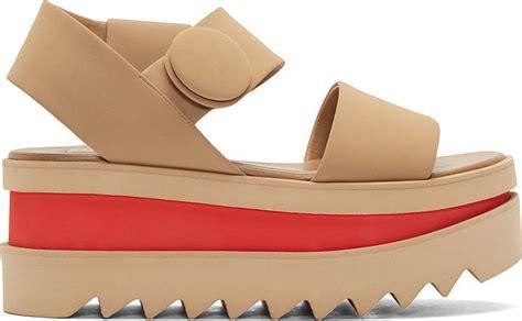 Trend Platform Shoes by Stella Mccartney Platform Cornelia Sandals 890 The