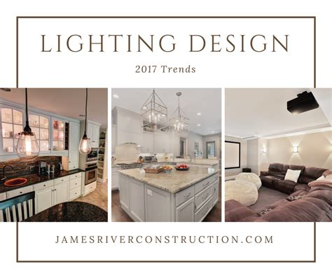 2017 lighting trends 2017 lighting design trends james river construction