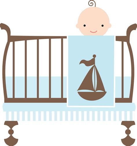 Baby Crib Clipart Crib Clipart Cliparts Galleries