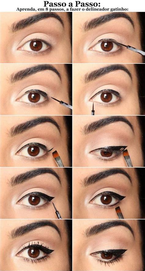 eyeliner tutorial for beginners 10 easy step by step eyeliner tutorials for beginners