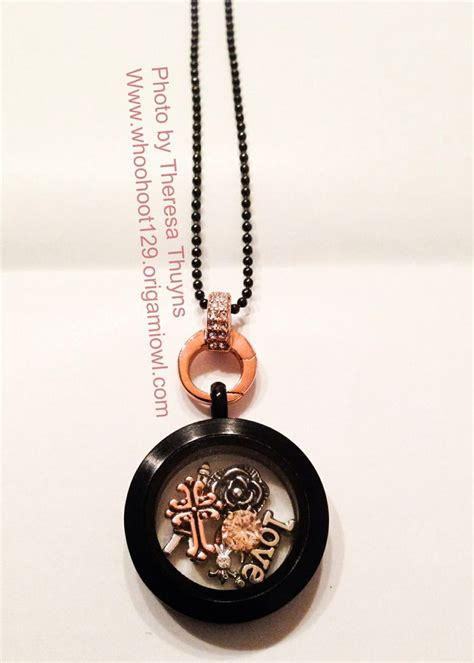 black origami owl locket 220 best images about origami owl on