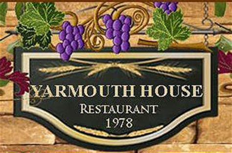 yarmouth house restaurant restaurants concierge appreciation program