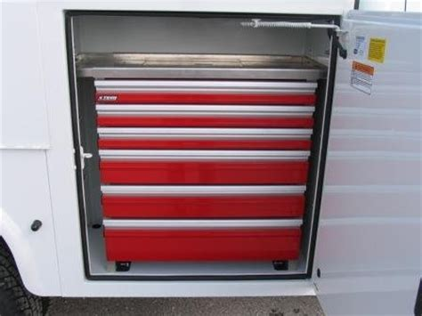 Service Truck Tool Box Drawers by Drawer Design Breakthroughs Servicetruckmagazine