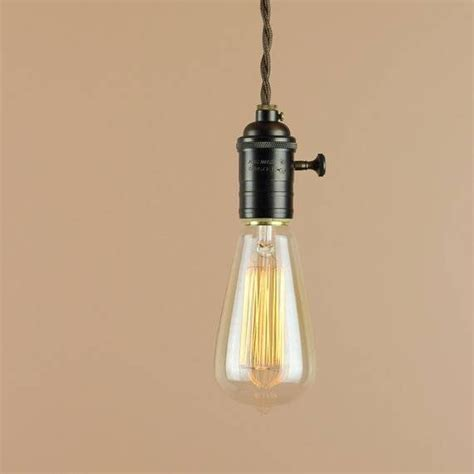 Bare Bulb Pendant Light Fixture 15 Photo Of Bare Bulb Pendant Light Fixtures
