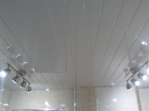 pvc ceiling cladding bathroom 6 white v groove ceiling panels pvc plastic wall ceiling