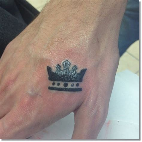 crown hand tattoo 81 tattoos for