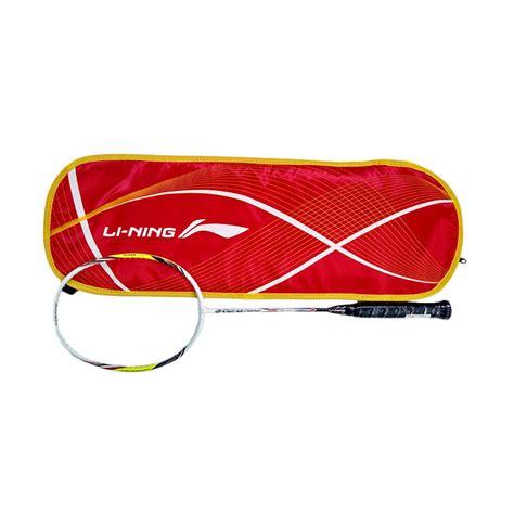 Raket Lining G Tek 800 jual li ning g tek 88 power raket badminton harga kualitas terjamin blibli