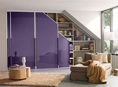 Sloped Ceiling Wardrobe by 17 Best Images About Wardrobe Sloped Ceiling On