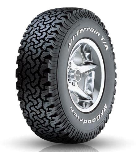 Goodrich Suv Tires Bf Goodrich All Terrain T A Ko Suv Truck Tire Anything