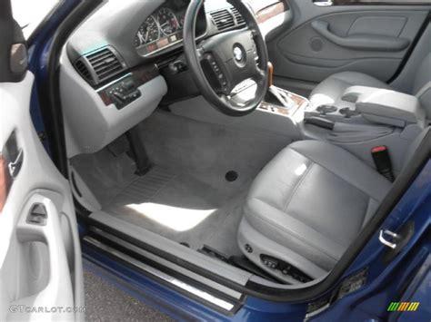 Bmw Grey Interior by Grey Interior 2002 Bmw 3 Series 330xi Sedan Photo 46236785 Gtcarlot