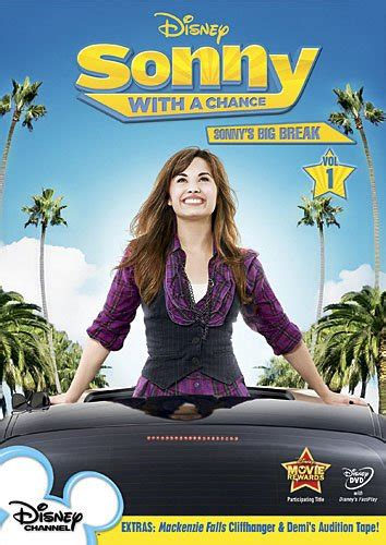 film disney yang dibintangi demi lovato sonny with a chance sonny s big break dvd contest seat42f