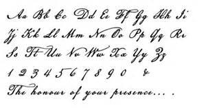 formal fancy fonts envelopme com