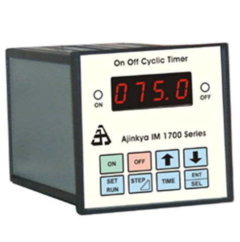 millisecond timer digital panel meter hour minute to millisecond timer