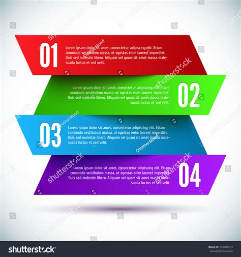 banner design template stock vector 129804533 shutterstock
