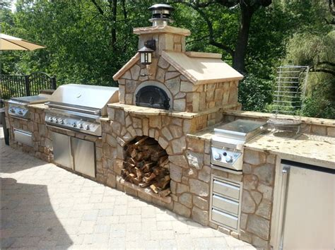 brick oven backyard how to build a brick bbq smoker fire pit design ideas